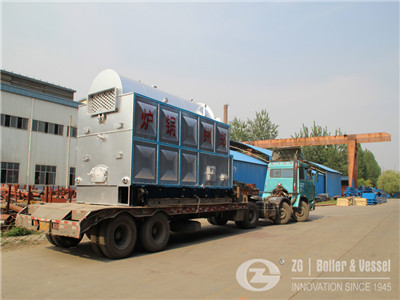 dhx circulating fluidized bed boiler – industrial boiler