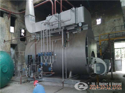 what is a steam boiler? classification of steam …